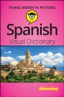 Spanish Visual Dictionary For Dummies - Book