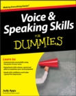 Voice and Speaking Skills For Dummies - eBook