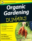 Organic Gardening for Dummies - eBook