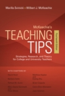 McKeachie's Teaching Tips - Book