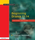 Beginning Drama 11-14 - eBook