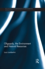 Oligopoly, the Environment and Natural Resources - eBook