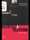 Children & Television - eBook