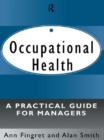 Occupational Health: A Practical Guide for Managers - eBook