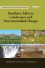 Southern African Landscapes and Environmental Change - eBook
