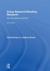 Doing Research/Reading Research : Re-Interrogating Education - eBook