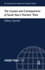 The Causes and Consequences of South Asia's Nuclear Tests - eBook
