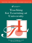 Teaching for Learning at University - eBook