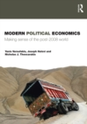 Modern Political Economics : Making Sense of the Post-2008 World - eBook