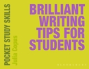 Brilliant Writing Tips for Students - eBook