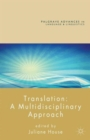 Translation: A Multidisciplinary Approach - Book
