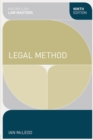 Legal Method - Book