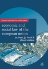 The Economic and Social Law of the European Union - eBook