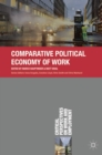 Comparative Political Economy of Work - eBook