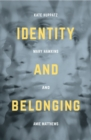 Identity and Belonging - eBook