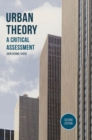 Urban Theory : A Critical Assessment - eBook
