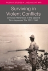 Surviving in Violent Conflicts : Chinese Interpreters in the Second Sino-Japanese War 1931-1945 - eBook
