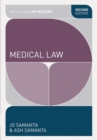 Medical Law - Book