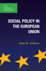 Social Policy in the European Union - eBook