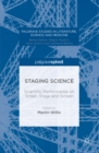 Staging Science : Scientific Performance on Street, Stage and Screen - eBook