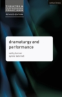Dramaturgy and Performance - Book