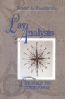 Lay Analysis : Life Inside the Controversy - Book