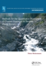 Methods for the Quantitative Assessment of Channel Processes in Torrents (Steep Streams) - Book