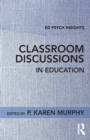 Classroom Discussions in Education - Book