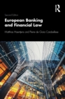 European Banking and Financial Law 2e - Book