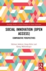 Social Innovation [Open Access] : Comparative Perspectives - Book