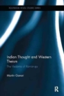 Indian Thought and Western Theism : The Vedanta of Ramanuja - Book