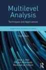 Multilevel Analysis : Techniques and Applications, Third Edition - Book