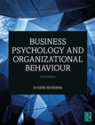 Business Psychology and Organizational Behaviour - Book