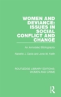 Women and Deviance: Issues in Social Conflict and Change : An Annotated Bibliography - Book