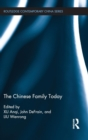The Chinese Family Today - Book