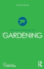 The Psychology of Gardening - Book