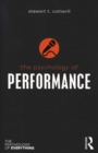 The Psychology of Performance - Book