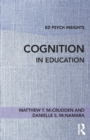 Cognition in Education - Book