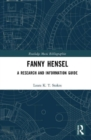 Fanny Hensel : A Research and Information Guide - Book