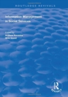 Information Management in Social Services - Book