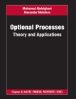 Optional Processes : Theory and Applications - Book