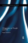 Wittgenstein on Thought and Will - Book