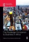 The Routledge Companion to Business in Africa - Book