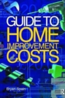 Guide to Home Improvement Costs - Book