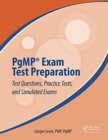 PgMP (R) Exam Test Preparation : Test Questions, Practice Tests, and Simulated Exams - Book