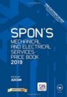 Spon's Mechanical and Electrical Services Price Book 2019 - Book