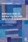 Introduction to Instructed Second Language Acquisition - Book