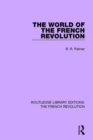 The World of the French Revolution - Book