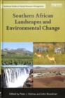 Southern African Landscapes and Environmental Change - Book