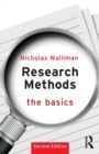 Research Methods: The Basics : 2nd edition - Book